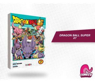 Dragon Ball Super número 7