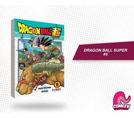 Dragon Ball Super número 6