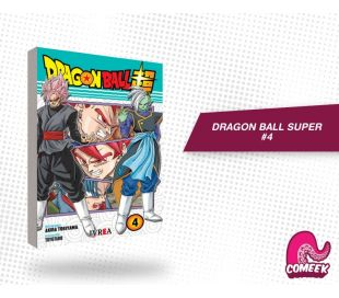 Dragon Ball Super número 4