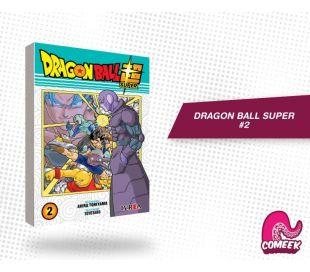 Dragon Ball Super número 2
