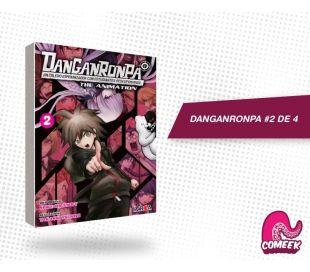 Dangaronpa The Animation número 2 de 4