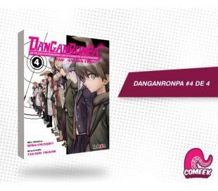 Dangaronpa The Animation número 4 de 4
