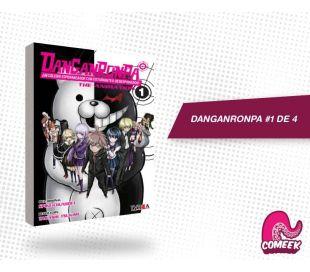Dangaronpa The Animation vol 1 de 4