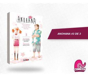 Anohana vol 3 de 3