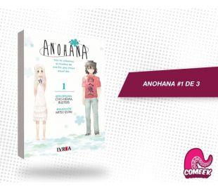 Anohana vol 1 de 3