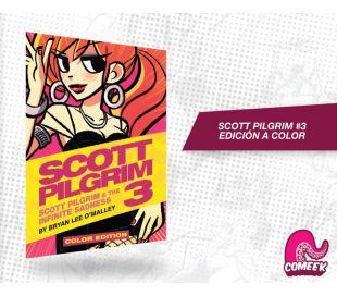 Scott pilgrim número 3 edición a color