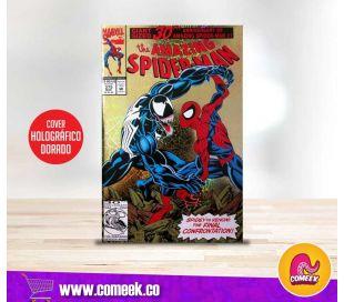 The Amazing Spiderman número 375 Edición especial holográfica