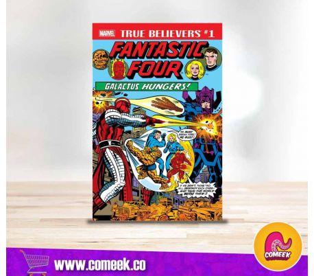 Fantastic Four número 175 True Believers