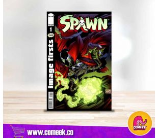 Spawn número 1 Image Firsts