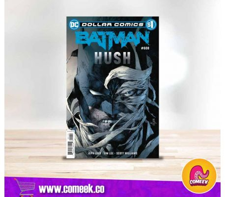 Batman Hush número 1 Dollar Comic