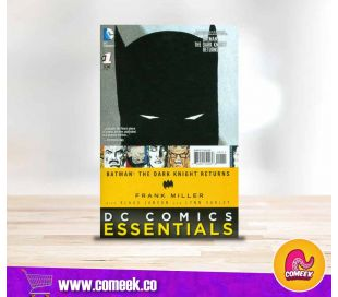 Batman Dark Knight Returns número 1 Dc Essentials