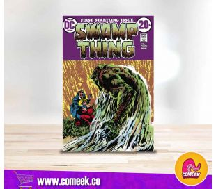 Swamp Thing número 1 Dollar Comics