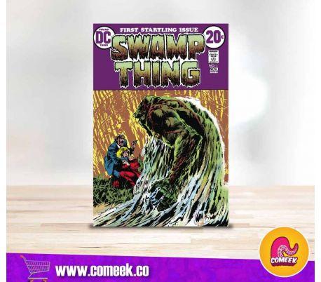 Swamp Thing número 1 Dollar Comics