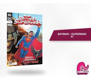 Batman Superman número 1