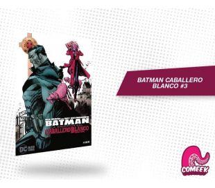 Batman Caballero Blanco número 3