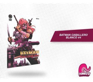 Batman Caballero Blanco número 4