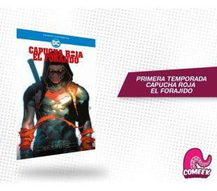 Primera Temporada Capucha Roja El Forajido: Príncipe de Gotham