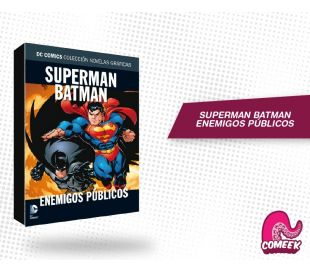 Superman Batman Enemigos Públicos