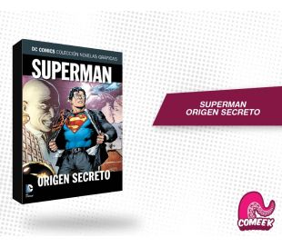Superman Origen Secreto