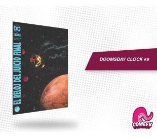 Doomsday Clock en español número 9