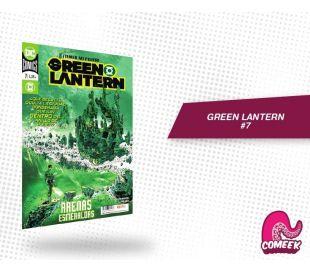 Green Lantern número 7 nueva serie