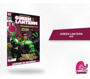 Green Lantern número 10