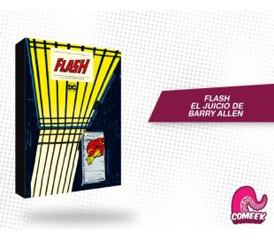 Flash El Juicio de Barry Allen