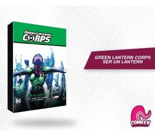 Green Lantern Corps Ser Un Lantern