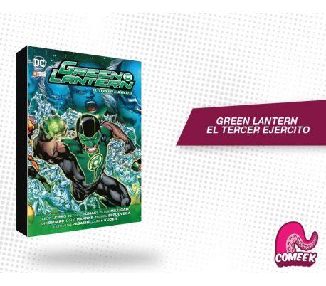 Green Lantern El Tercer Ejército