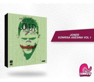 Joker Sonrisa Asesina Vol 1