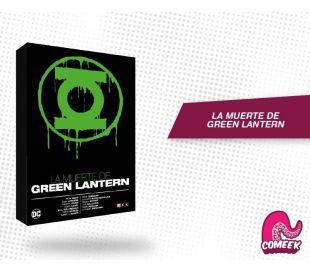 La Muerrte de Green Lantern