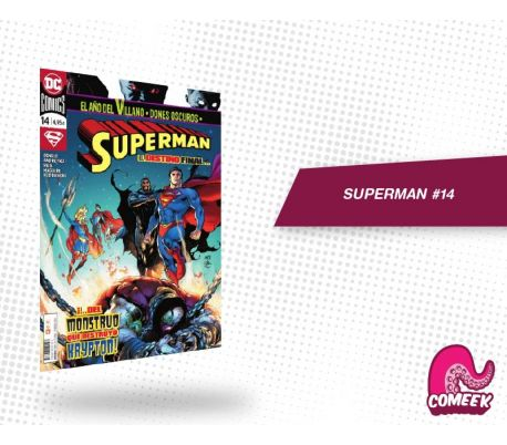 Superman número 14