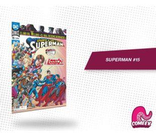Superman número 15