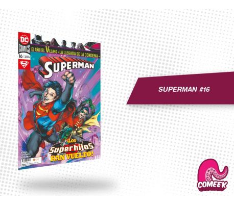 Superman número 16