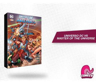 Universo Dc Vs Master of The Universe
