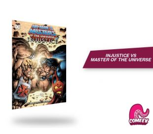 Injustiuce Vs Master of The Universe