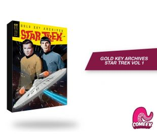 Star Trek Gold Key Archives Vol 1