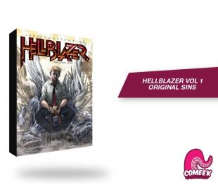 Hellblazer Vol 1 Original Sin