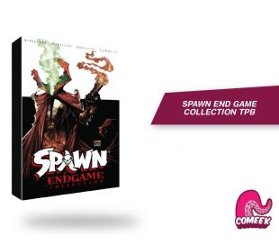 Spawn End Game Tpb