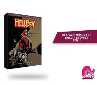 Hellboy Complete Short Stories Vol 1
