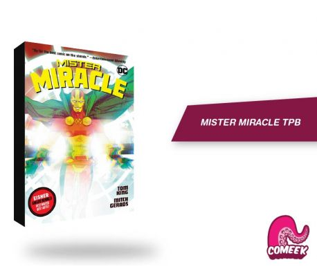 Mister Miracle Tpb