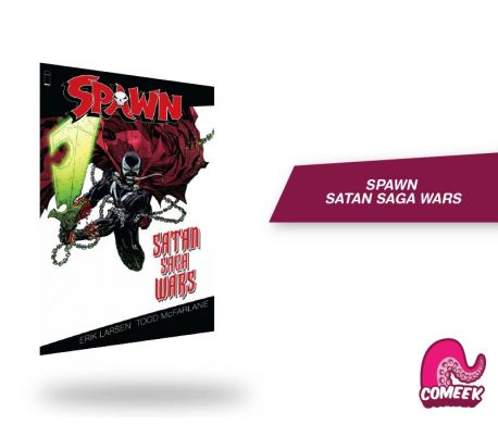 Spawn The Satan Wars Tpb