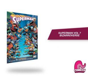 Superman Vol 7 Bizarroverse