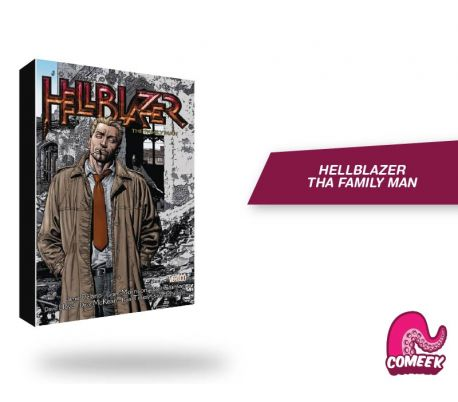 Hellblazer The Family Man