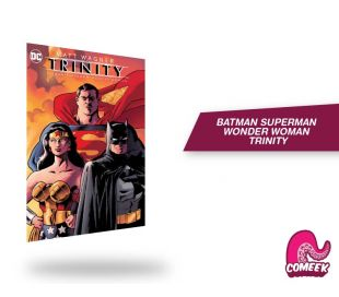Batman Superman Wonder Woman - Trinity