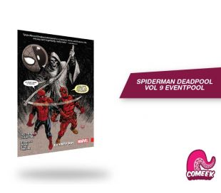 Spiderman Deadpool Vol 9 Eventpool