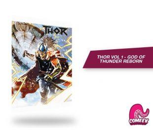Thor Vol 1 God Of Thunder Reborn