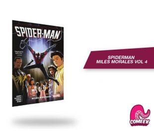 Spiderman Miles Morales Vol 4