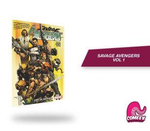 Savage Avengers Vol 1