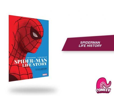 Spiderman Life Story